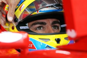 Fernando Alonso en Australia