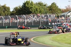 Sebastian Vettel GP Australia