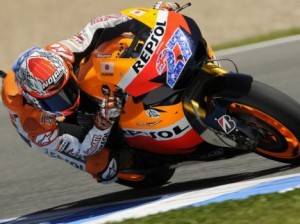 Casey Stoner - Pole en Jerez