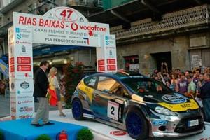 Rally Rias Baixas 2011