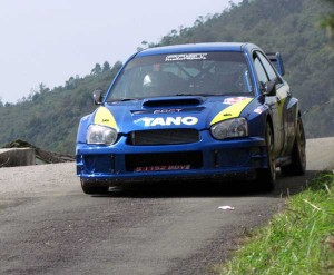 jesus fernandez rally boal